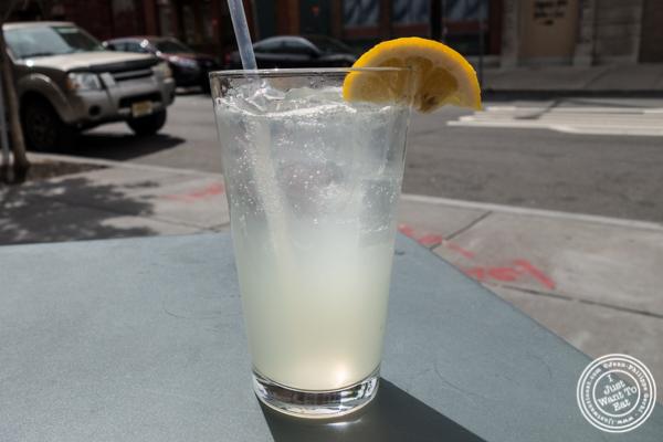 Lemonade at Talde in Jersey City
