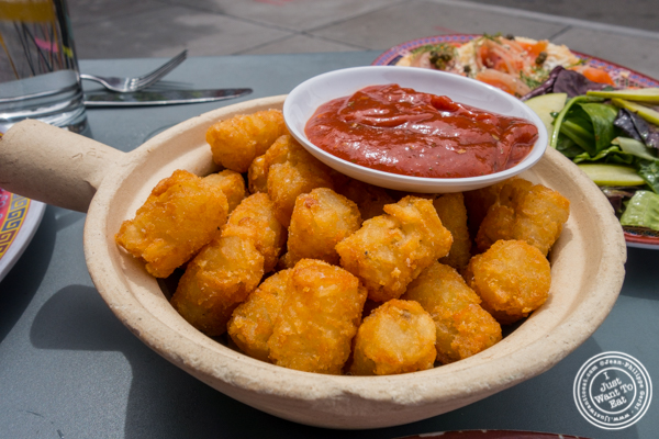 Tater tots at Talde in Jersey City
