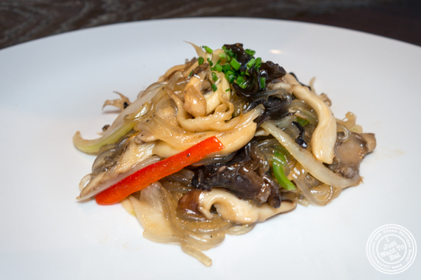 Japchae at Gaonnuri in NYC, NY