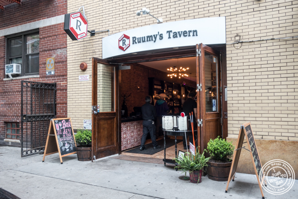 Ruumy's Tavern in Hell's Kitchen