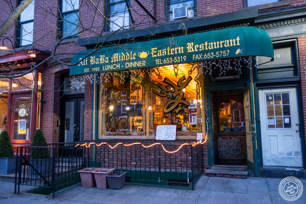 Ali Baba Middle Eastern Restaurant in Hoboken, NJ