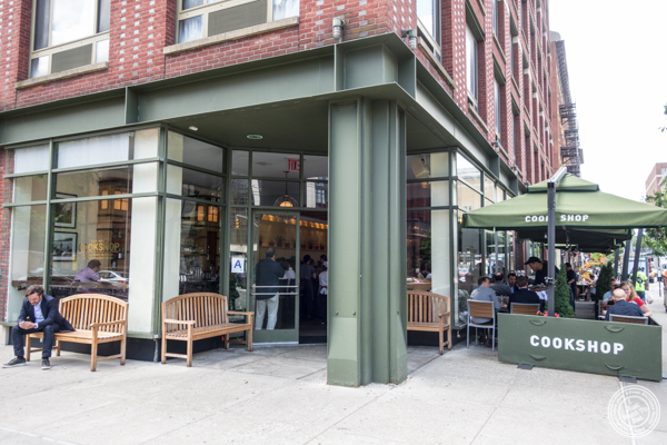 Cookshop in NYC, NY