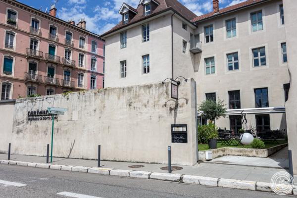 Les Jardins de Sainte Cécile in Grenoble, France