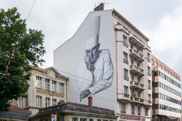 Paul Bocuse, Lyon, France