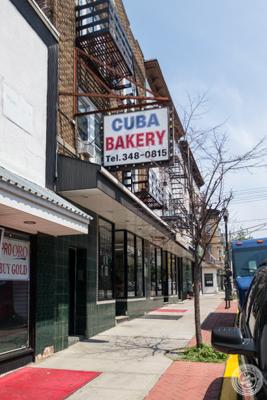Cuba Bakery in Union City, NJ