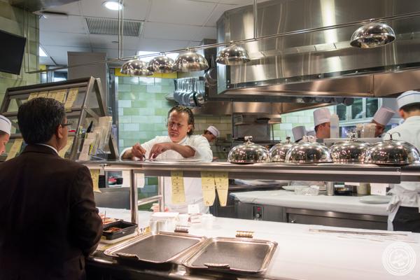 Chef de Cuisine Eddy Le Roux at Daniel in NYC, NY