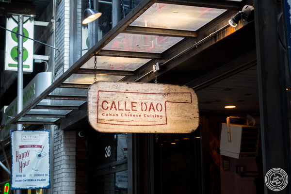 Calle Dão in NYC, NY