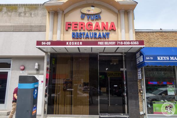 U Yuri Fergana in Rego Park, Queens