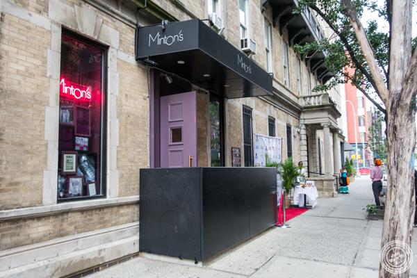 Minton's Playhouse in Harlem, NY
