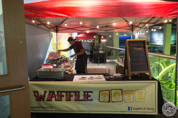Waffle Totz at LSC After Dark