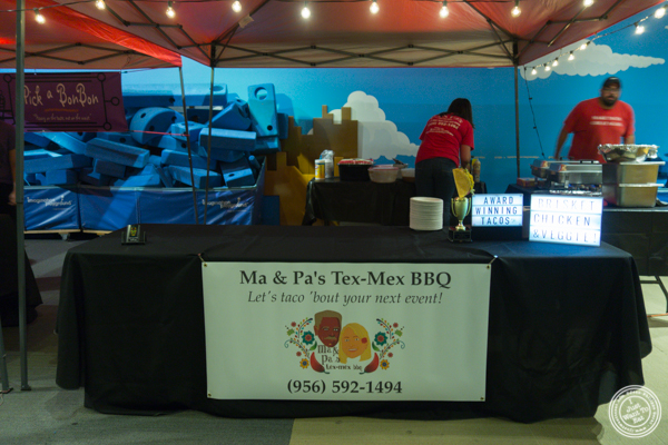 Ma & Pa's Tex Mex BBQ at LSC After Dark
