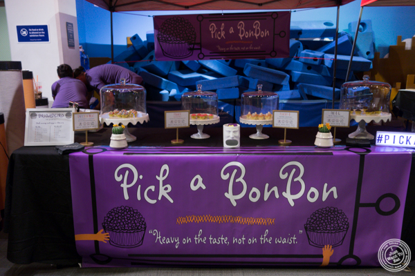 Pick a Bonbon at LSC After Dark at Liberty Science Center, Jersey City