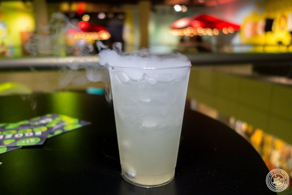 Mucus margarita at LSC After Dark