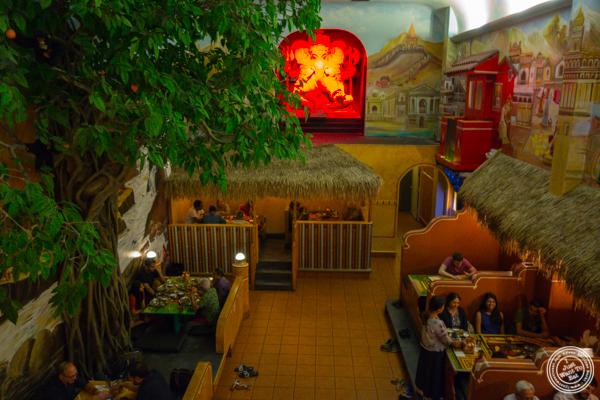 Main dining room at Vatan in Murray Hill