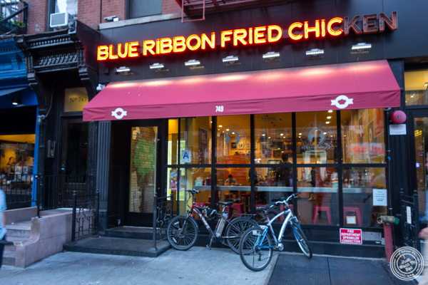 Blue Ribbon Fried Chicken in Hell's Kitchen