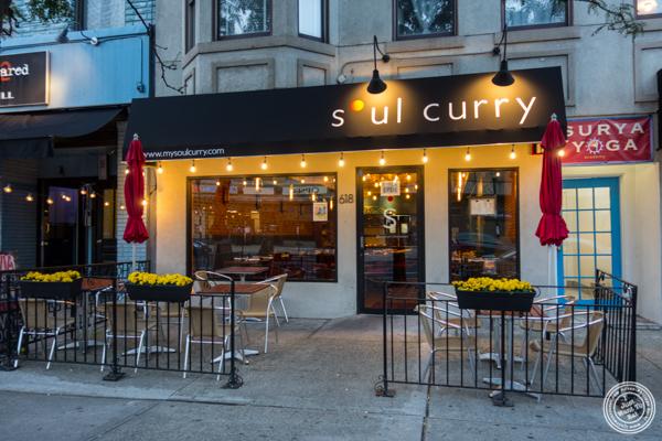 Soul Curry in Hoboken, NJ