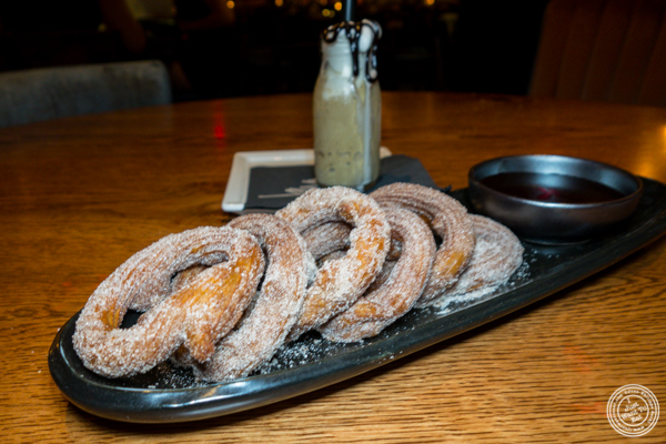 Churros at Vandal in the Lower East Side