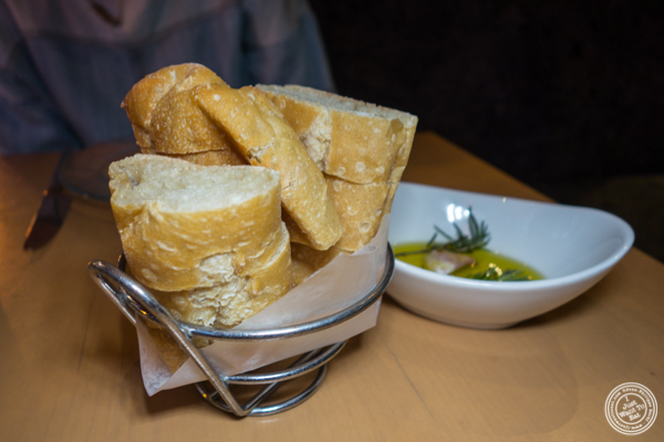 Bread at Jaleo in Washington DC