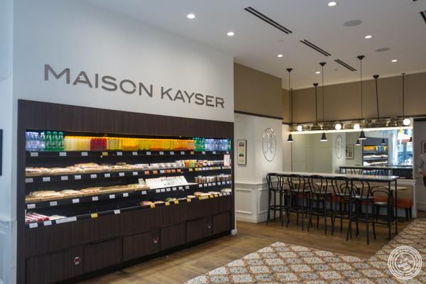 Inside Maison Kayser in Washington DC