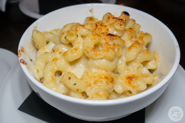 Mac and cheese at Le Privé in NYC, NY