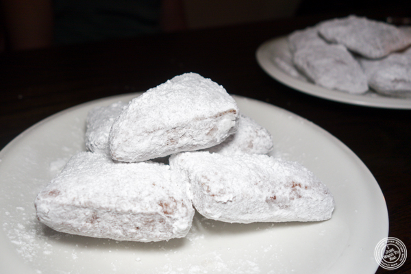 Beignets at Le Privé in NYC, NY
