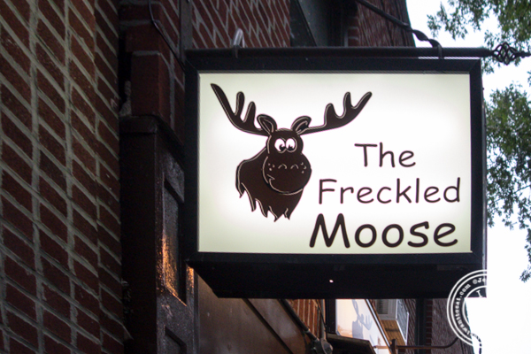 The Freckled Moose in Astoria, Queens