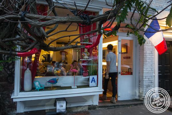 Delice & Sarrasin in the West Village