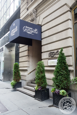 Rotisserie Georgette in NYC, NY