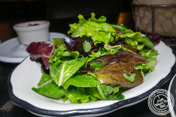 Greens at Rotisserie Georgette in NYC, NY