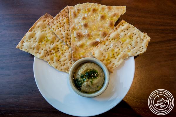Crackers at Manhatta in NYC, NY