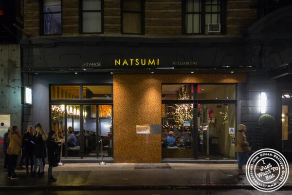 Natsumi in Times Square