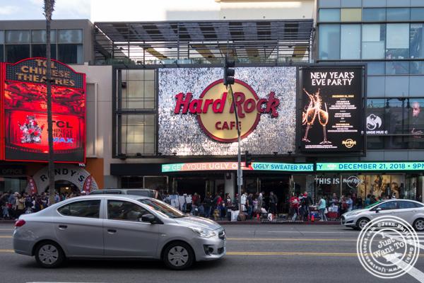 Hard Rock Café in Los Angeles