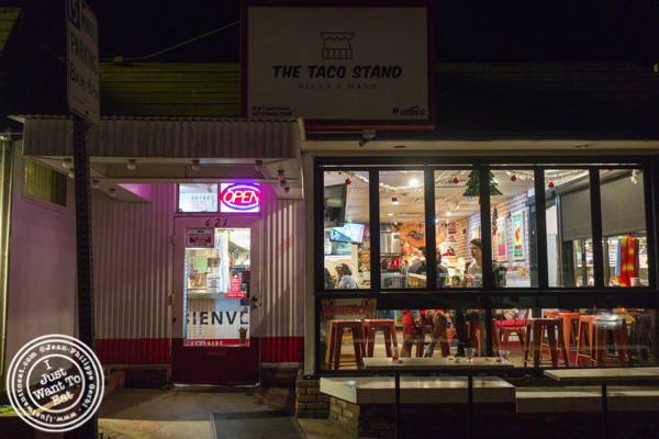 The Taco Stand in Los Angeles