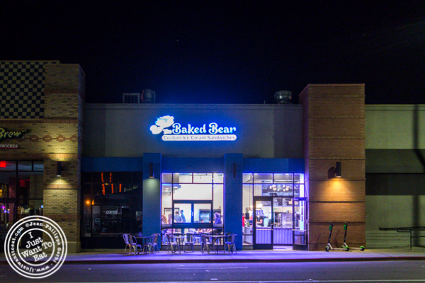 The Baked Bear in San Diego