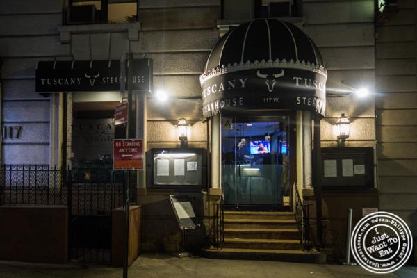 Tuscany Steakhouse in NYC, NY