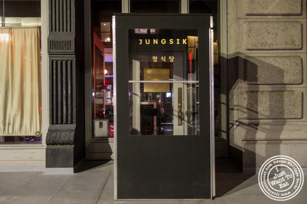 Jungsik in TriBeCa