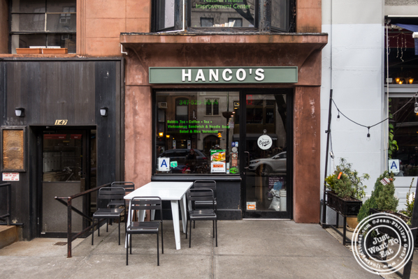 Hanco's in Brooklyn, NY
