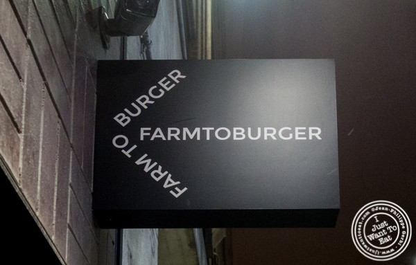 Farm to Burger in Times Square