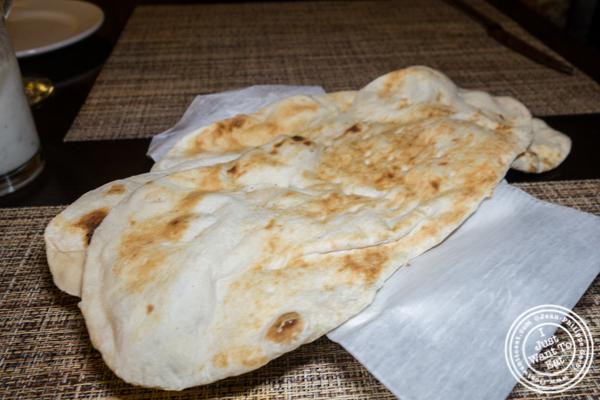 Bread at Ravagh Persian Grill in NYC, NY