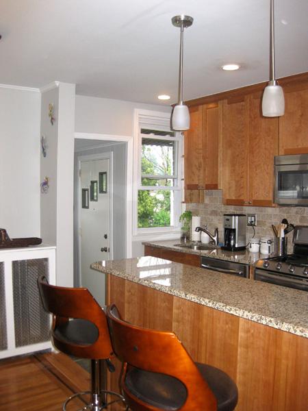 kitchen remodel in philadelphia, manayunk
