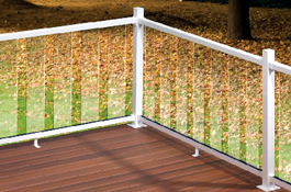 Glass-Panel Railing
