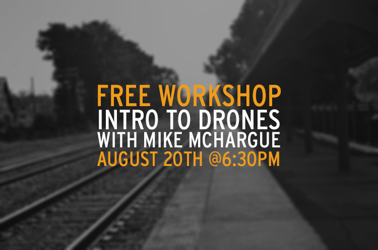 Intro to Drones - Drones Demystified with Mike McHargue
