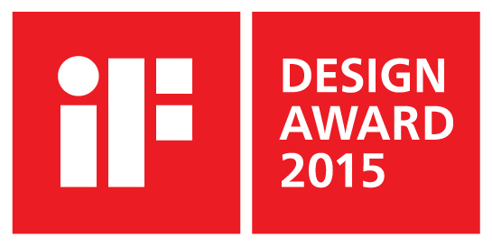 BRICWAVE Won iF Design Award 2015