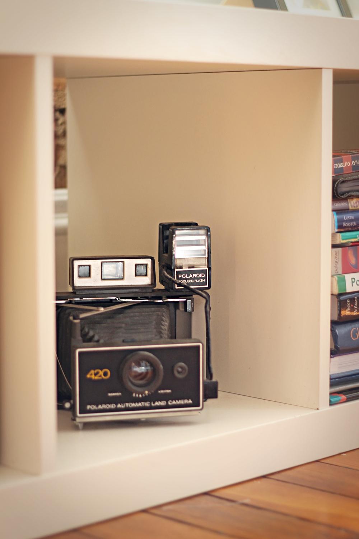 one of matt's old cameras
