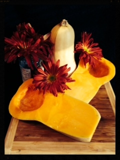 Beautiful butternut squash!