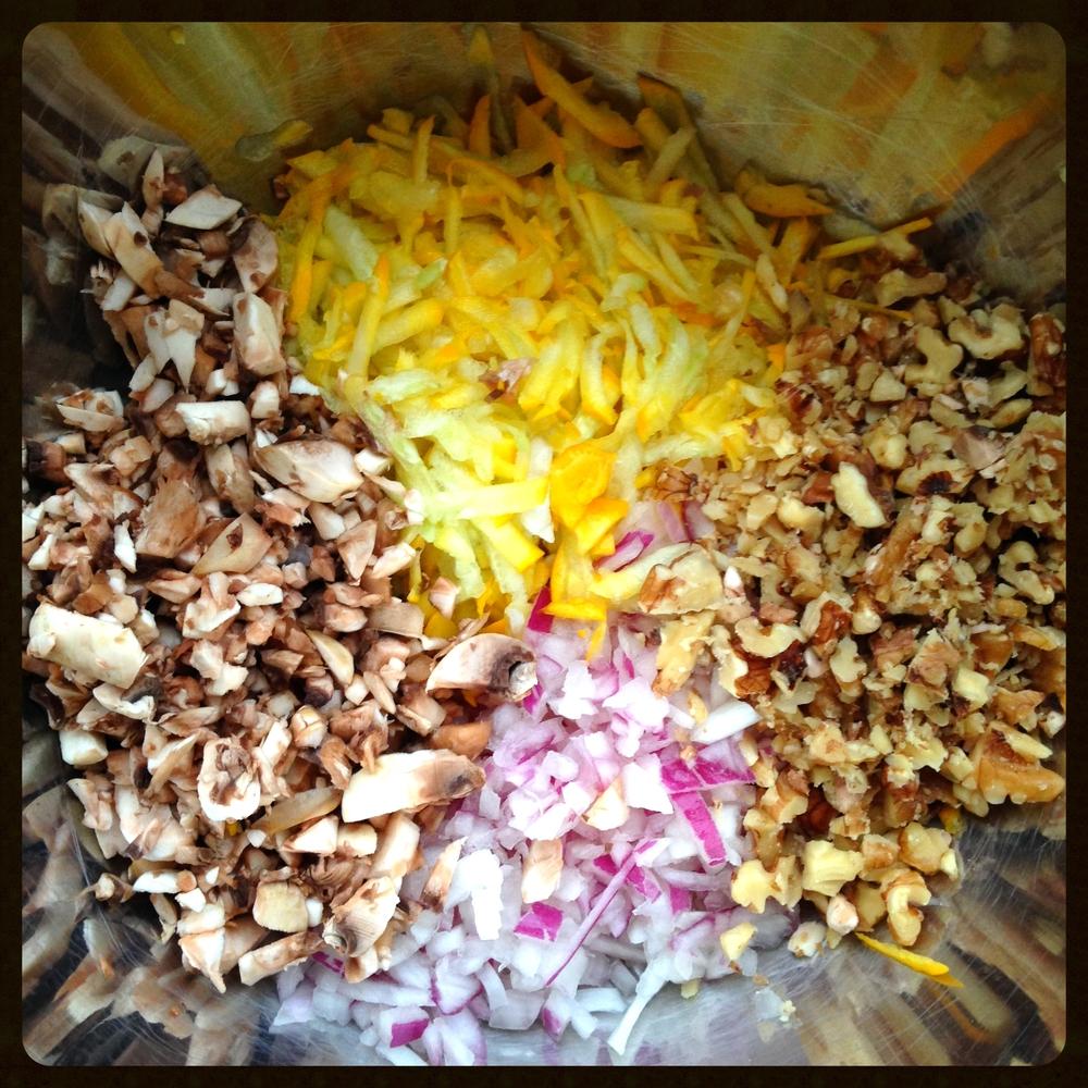 cabbage stuffing ingredients
