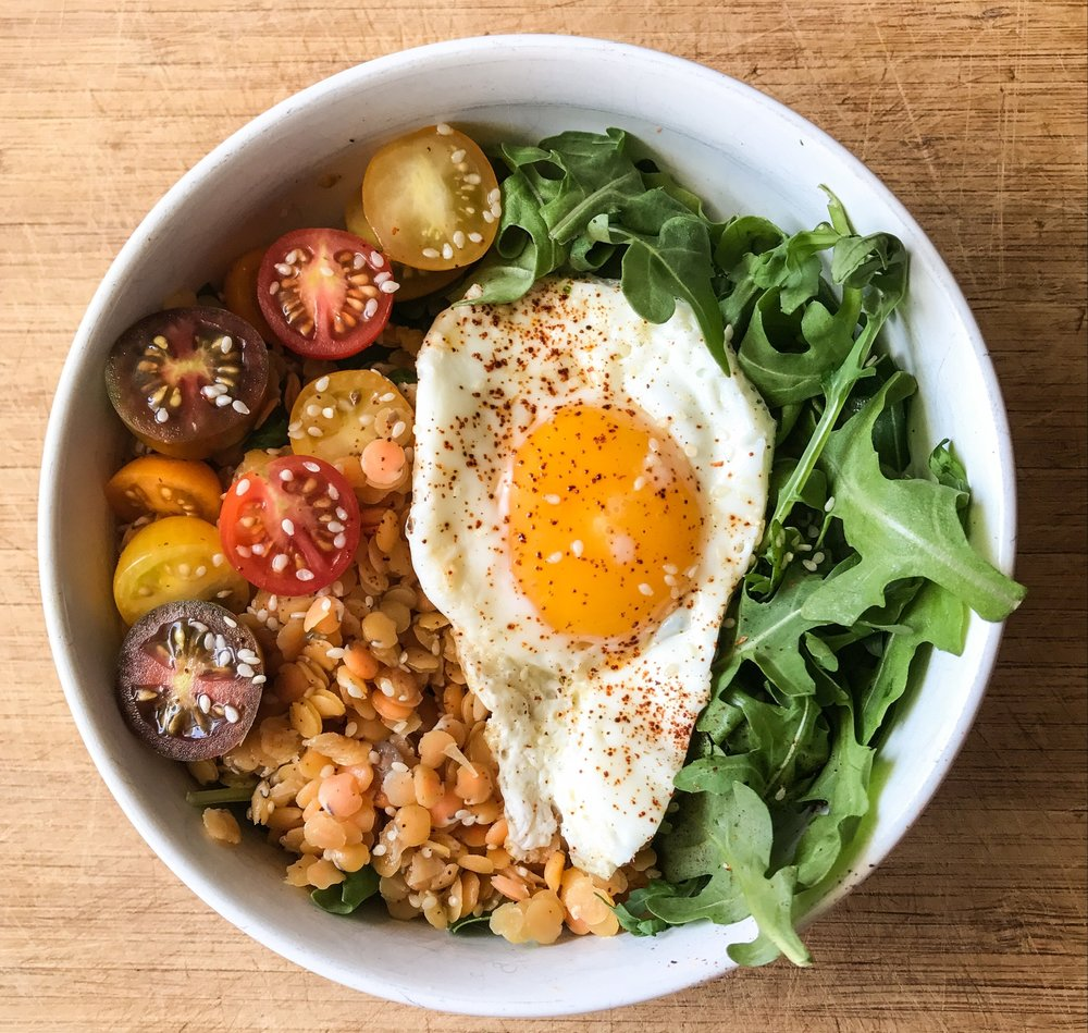 Nourishing Breakfast Bowl