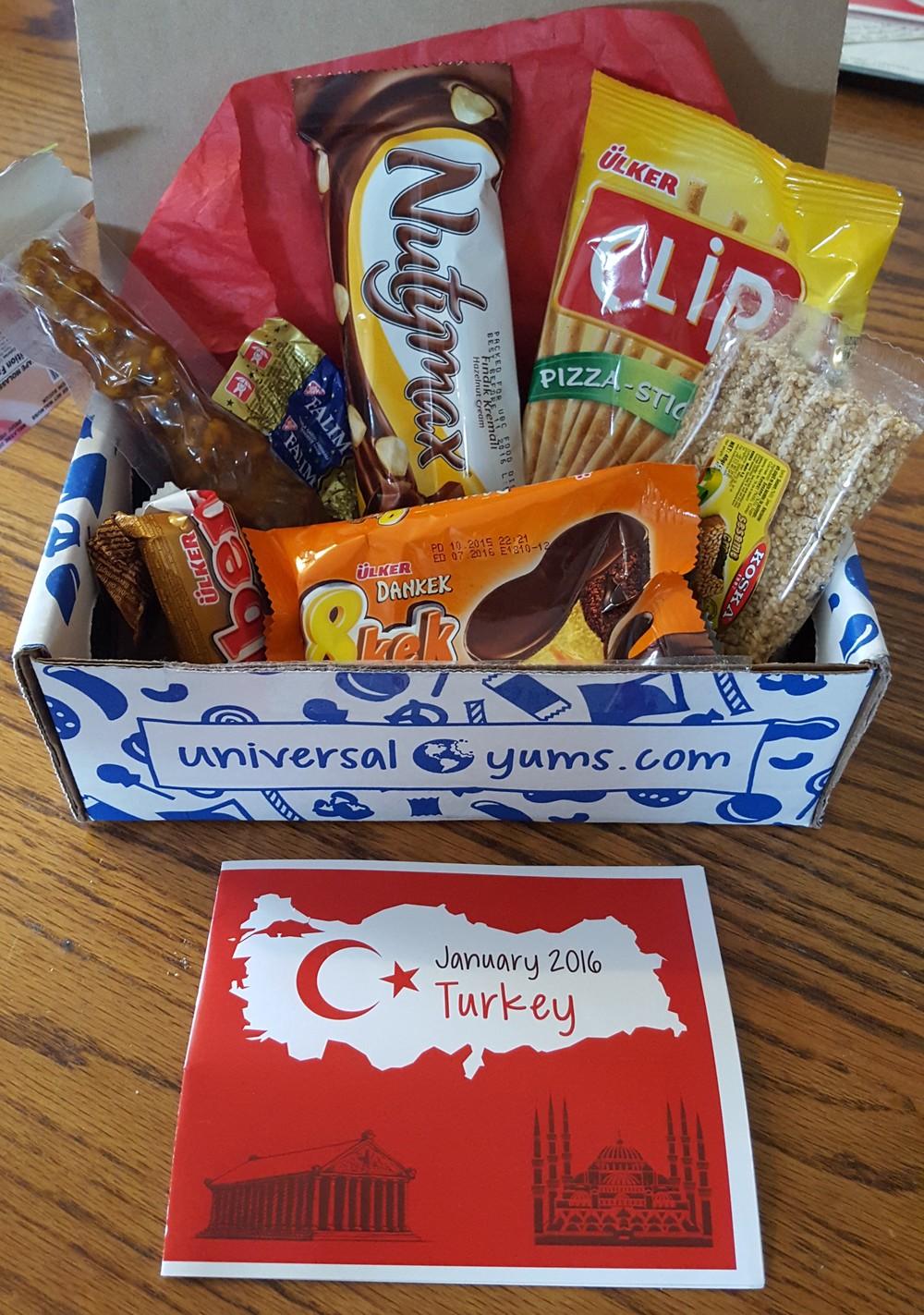 January - Turkey