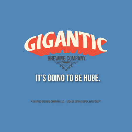 The Gang at Gigantic Brewery know you crossers love beer and so they donated several cases for us to dole out to some lucky winners.