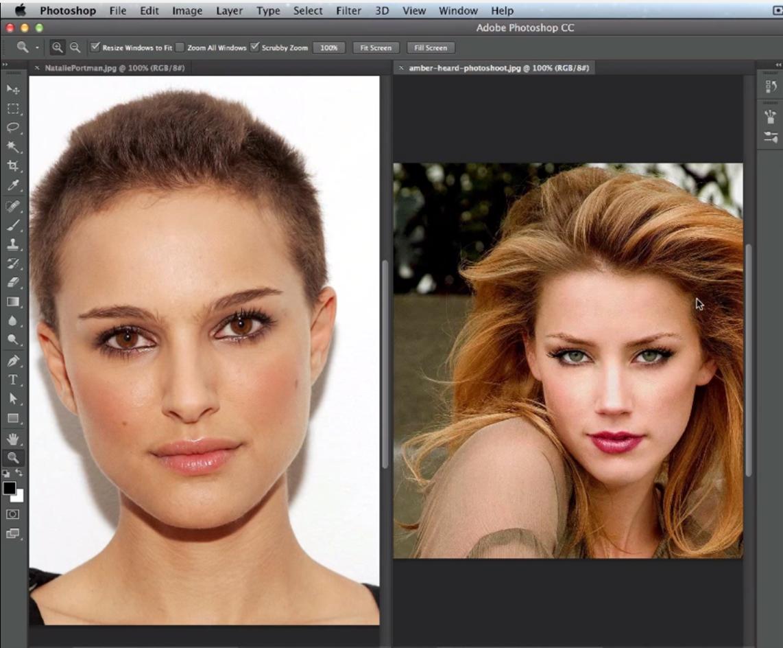 Photoshop: Digital Face Swap — Digital Media Mentor